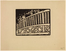 Le trottoir roulant (The Moving Sidewalk), from the series L'Exposition Universelle (World's Fair)