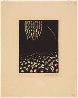 Feu d'artifice (Fireworks), from the series L'Exposition Universelle (World's Fair)