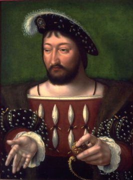Portrait of Francis I of France