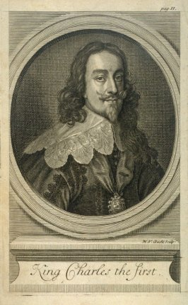 Portrait of King Charles the First