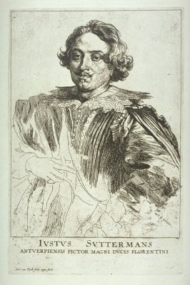 Justus Sustermans, from The Iconography