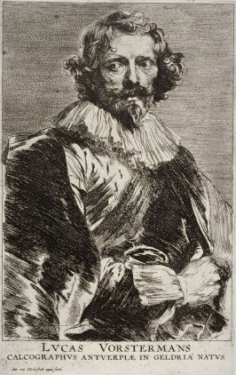 Lucas Vorsterman, from The Iconography
