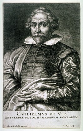 Willem de Vos, from The Iconography