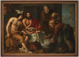Mercury and Jupiter in the House of Philemon and Baucis