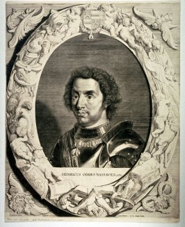 Portrait of Henry of Nassau