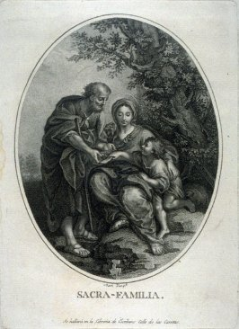 Sacra-Familia. (Holy Family)