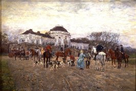 Rendez-vous de Chasse or The Gathering of the Hunt