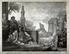 One of 16 lithographs of Lafontaines (Eosope's) Fables