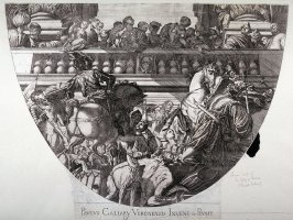 The Glory of Venice (Lower Half), after Veronese's painting for the Ducal Palace, Venice