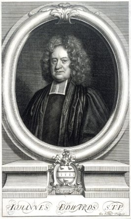 Portrait Johannes Edwards (Devine)