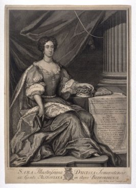 Sara, Duchess of Sommerset, after T.M.Q.
