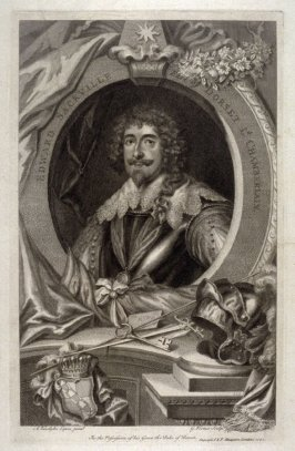 Portrait of Edward Sackville, Earl of Dorset, Chamberlain