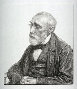 Portrait of Joseph Israel