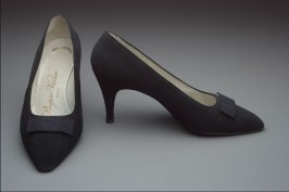 Pair of pumps