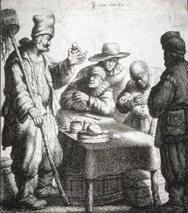 The Seller of Rat-Poison