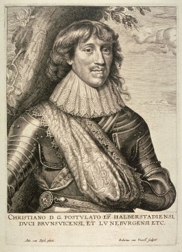 Christian the Elder, Duke of Brunswick and Lüneburg