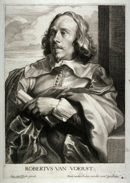 Robert van Voerst, from The Iconography