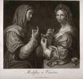 Modestia et Vanitas (Modesty and Vanity)