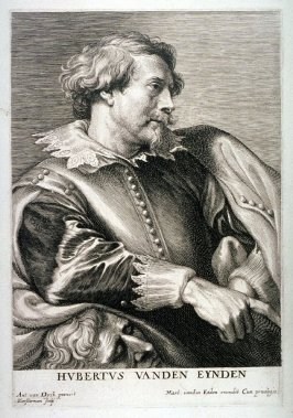 Hubert van den Eynden, from The Iconography