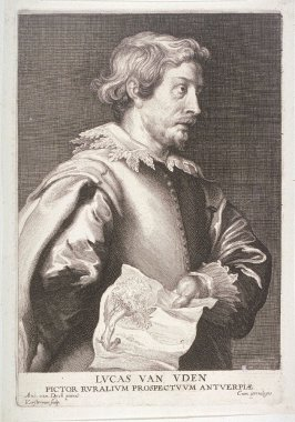 Lucas van Uden, from The Iconography