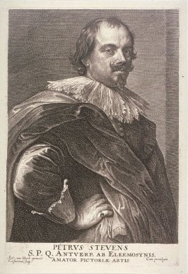 Peeter Stevens, from The Iconography
