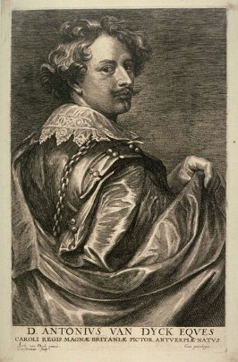 Anthony Van Dyck, from The Iconography