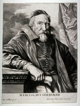 Wenceslaus Coeberger, from The Iconography