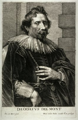 Deodat Delmont, from The Iconography
