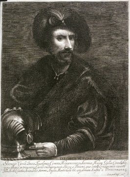Charles de Montpensier, Duke of Bourbon