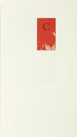 """""""C,"""" in the book Zebra Noise with a flatted seventh by Richard Wagener (Berkeley, CA: Peter Koch, 1998)"""