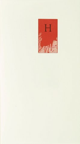 """""""H,"""" in the book Zebra Noise with a flatted seventh by Richard Wagener (Berkeley, CA: Peter Koch, 1998)"""