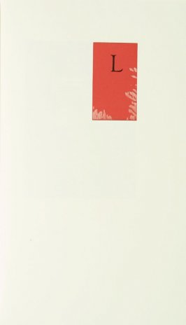 """""""L,"""" in the book Zebra Noise with a flatted seventh by Richard Wagener (Berkeley, CA: Peter Koch, 1998)"""