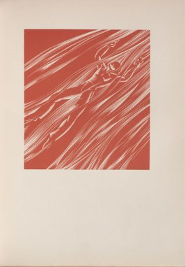 Untitled, illustration 12, in the book Wild Pilgrimage by Lynd Kendall Ward (New York: Harrison Smith & Robert Haas, 1932)