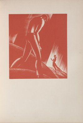 Untitled, illustration 32, in the book Wild Pilgrimage by Lynd Kendall Ward (New York: Harrison Smith & Robert Haas, 1932)