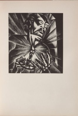 Untitled, illustration 36, in the book Wild Pilgrimage by Lynd Kendall Ward (New York: Harrison Smith & Robert Haas, 1932)