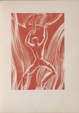 Untitled, illustration 56, in the book Wild Pilgrimage by Lynd Kendall Ward (New York: Harrison Smith & Robert Haas, 1932)