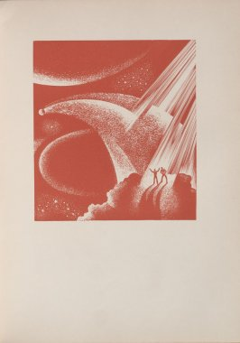 Untitled, illustration 63, in the book Wild Pilgrimage by Lynd Kendall Ward (New York: Harrison Smith & Robert Haas, 1932)