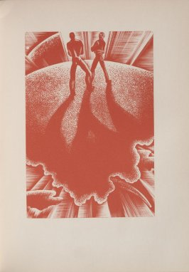 Untitled, illustration 64, in the book Wild Pilgrimage by Lynd Kendall Ward (New York: Harrison Smith & Robert Haas, 1932)
