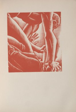 Untitled, illustration 89, in the book Wild Pilgrimage by Lynd Kendall Ward (New York: Harrison Smith & Robert Haas, 1932)