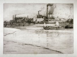Low Tide, Hammersmith