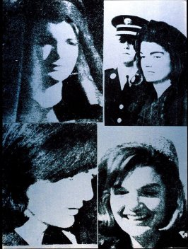 Jacqueline Kennedy III (Jackie III), plate 6 from the portfolio Eleven Pop Artists, Vol. III