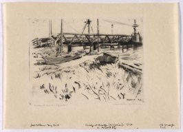 Bridge at Brielle (New Jersey Series)
