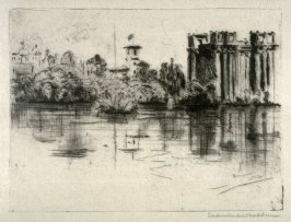 Lagoon and Columns (PPIE)