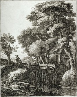 Le moulin (The mill)