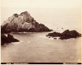 Seal Rock from Cliff House, San Francisco