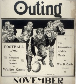 Outing for November, 1895