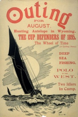 Outing for August 1895