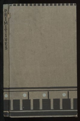 Primitives: Poems and Woodcuts by Max Weber (New York: Spiral Press, 1926).