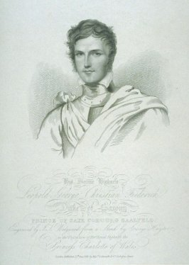 Leopold George Christian Frederick, Duke of Saxony