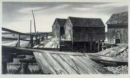 Wharf at Wellfleet